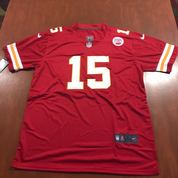 info for ad74f 06594 XL & XXL Patrick Mahomes Jersey fully stitched NWT